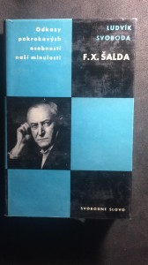 náhled knihy - F.X. Šalda