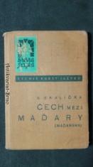 náhled knihy - Čech mezi Maďary (maďarsky)