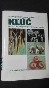 náhled knihy - Kľúč na určovanie porúch vo výžive rastlin