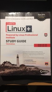 náhled knihy - Linux study guide