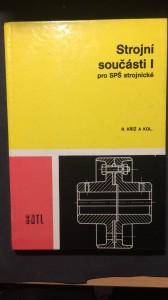 náhled knihy - Technické kreslení pro SPŠ strojnické