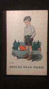náhled knihy - Školák Kája Mařík díl 2.