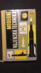 náhled knihy - Moderní vojenská technika