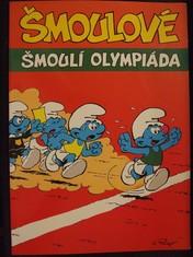 náhled knihy - Šmoulí olympiáda