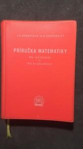 náhled knihy - Příručka matematiky pre inžinierov a pre študujúcich