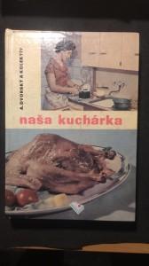 náhled knihy - Naša kuchárka