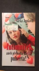 náhled knihy - Intimníček aneb přepadla mě puberta