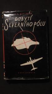 náhled knihy - Dobytí Severního pólu
