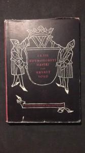 náhled knihy - Kutnohorští havíři