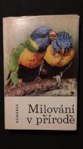 náhled knihy - Milování v přírodě