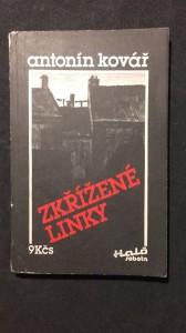 náhled knihy - Zkřížené linky