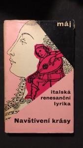 náhled knihy - Navštívení krásy, Italská renesanční lyrika