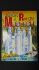 náhled knihy - Legenda o Ráhovi a Mudlech
