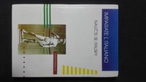 náhled knihy - Imparate L' Italiano- Naučte se italsky