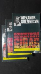 náhled knihy - Souostroví Gulag 1.-3. díl