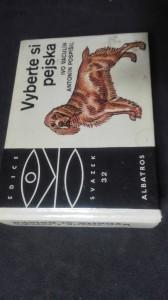 náhled knihy - Vyberte si pejska