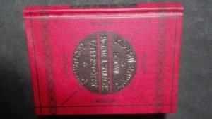 náhled knihy - Kapesní slovník latinsko-český a česko-latinský