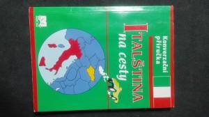 náhled knihy - Italština na cesty