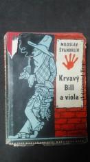 náhled knihy - Krvavý Bill a viola