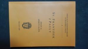 náhled knihy - Sv. František z Pauly