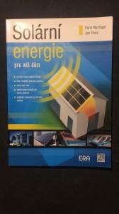 náhled knihy - Solární energie pro váš dům