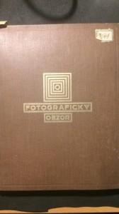náhled knihy - Fotografický obzor R.XXXIV.