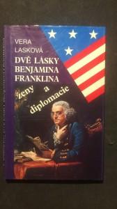 náhled knihy - Dvě lásky Benjamina Franklina
