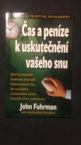 náhled knihy - Čas a peníze k uskutečnění vašeho snu