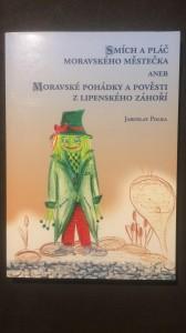 náhled knihy - Smích a pláč moravského městečka aneb moravské pohádky a pověsti z lipského záhoří