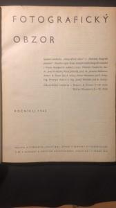 náhled knihy - Fotografický obzor LI