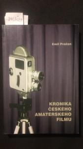 náhled knihy - Kronika českého amatérského filmu