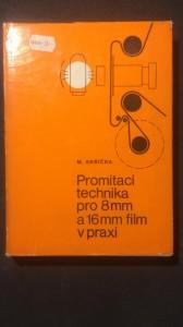 náhled knihy - Promítací technika pro 8mm a 16mm film v praxi