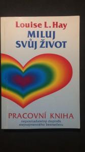 náhled knihy - Miluj svůj život pracovní kniha