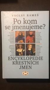 náhled knihy - Po kom se jmenujeme ?