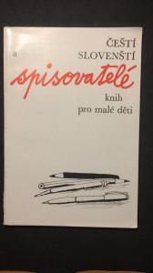 náhled knihy - Čeští a Slovenští spisovatelé knih pro malé děti