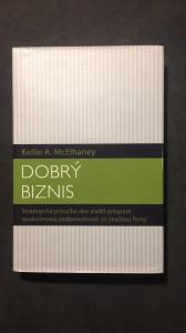 náhled knihy - Dobrý biznis