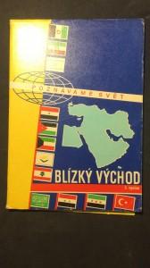 náhled knihy - Blízký východ