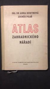 náhled knihy - Atlas zahradnického nářadí