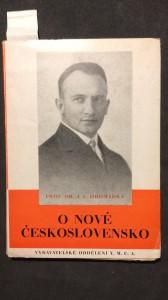náhled knihy - O nové Československo