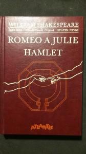 náhled knihy - Romeo a Julie, Hamlet