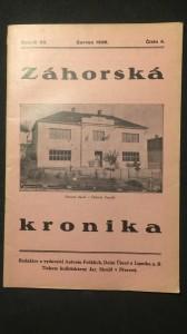 náhled knihy - Záorská kronika XX. Číslo 4.
