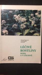 náhled knihy - Léčivé rostliny doma a v lékárně