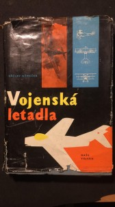 náhled knihy - Vojenská letadla