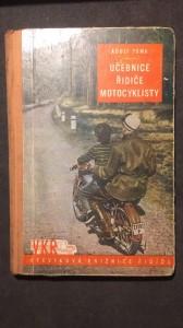 náhled knihy - Učebnice řidiče motocyklisty