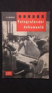 náhled knihy - Fotografování dokumentů