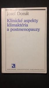 náhled knihy - Klinické aspekty klimaktéria a postmenopauzy