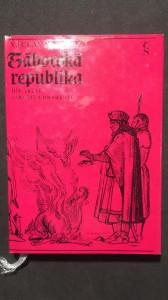 náhled knihy - Táborská republika Díl 3.