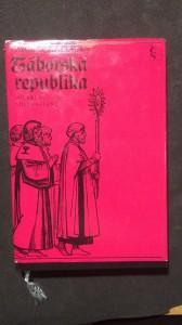 náhled knihy - Táborská republika díl 1.