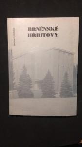 náhled knihy - Brněnské hřbitovy