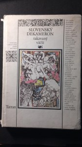náhled knihy - Slovenský dekameron